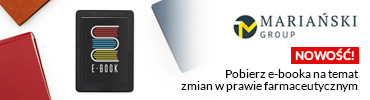 Banner e-book pod panelem logowania