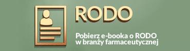 Banner e-book RODO pod panelem logowania