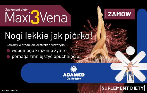 Maxi3Vena | Adamed | 570x360 | Ezamowienie 2021