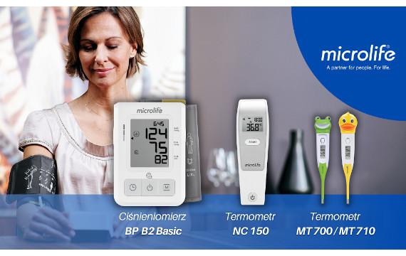 Termometry | Microlife | 570x360 | Ezamowienie