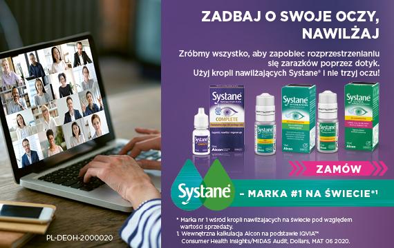 Systane Ultra Hydration | Alcon | 570x360 | Ezamowienie