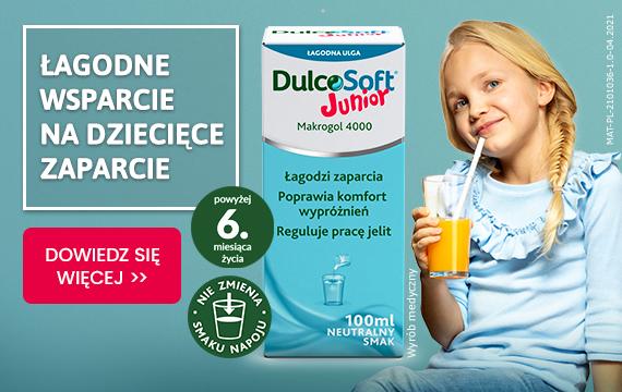 Dulcosoft junior | Sanofi | 570x360 | Ezamowienie