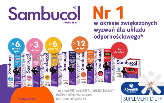 Sambucol | Adamed | 570x360 | Ezamowienie