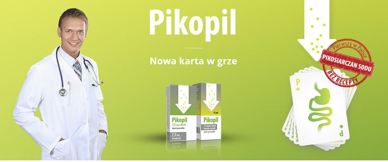 Banner Pikopil na górze