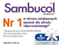 Sambucol | Adamed | 235x180 | Ezamowienie
